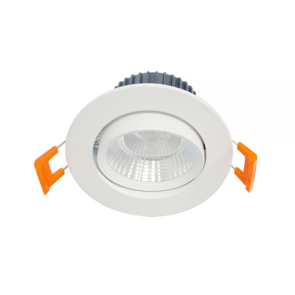 7W Round LED Downlight RX-RC40LW