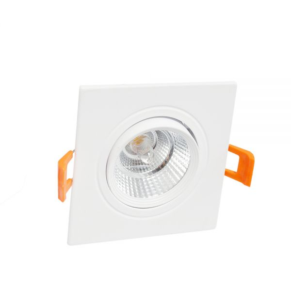 7W Square LED Downlight RX-SC40LW
