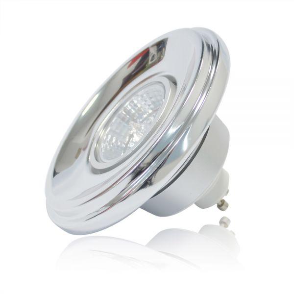 8W Ar111 GU10 Ra90 Premium COB LED Spotlight
