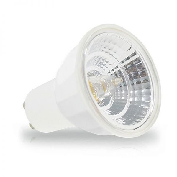 6W GU10 Ra90 Premium COB LED Spotlight