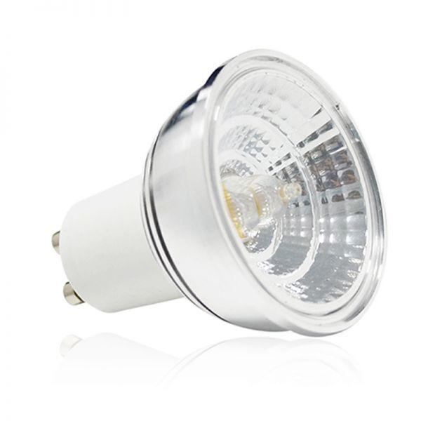 4W GU10 Ra97 Platinum COB LED Spotlight