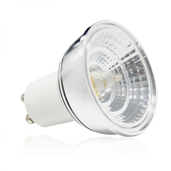 6W GU10 Ra97 Platinum COB LED Spotlight