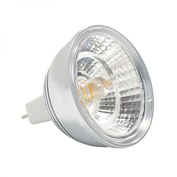 6W GU5.3 Ra97 Platinum COB LED Spotlight DC12V