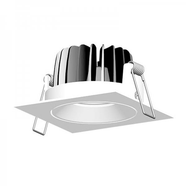 7W LED Recessed Downlight RR1106W