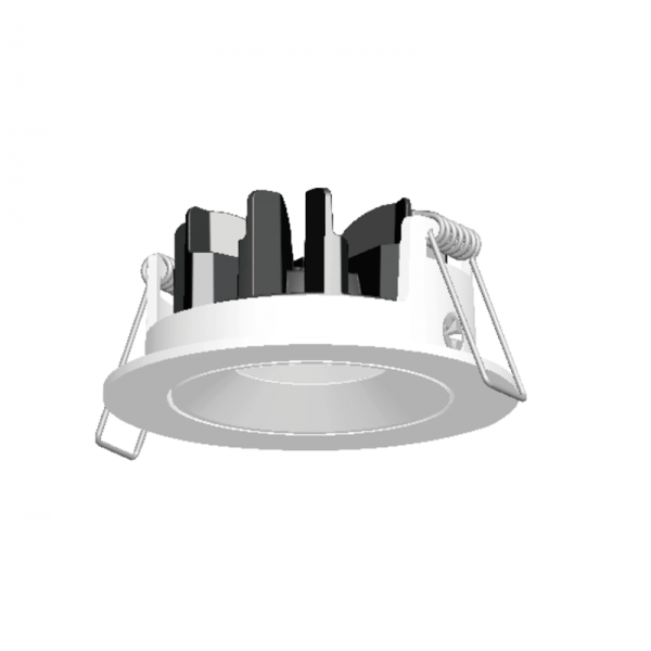 7W LED Recessed Downlight RR1262W